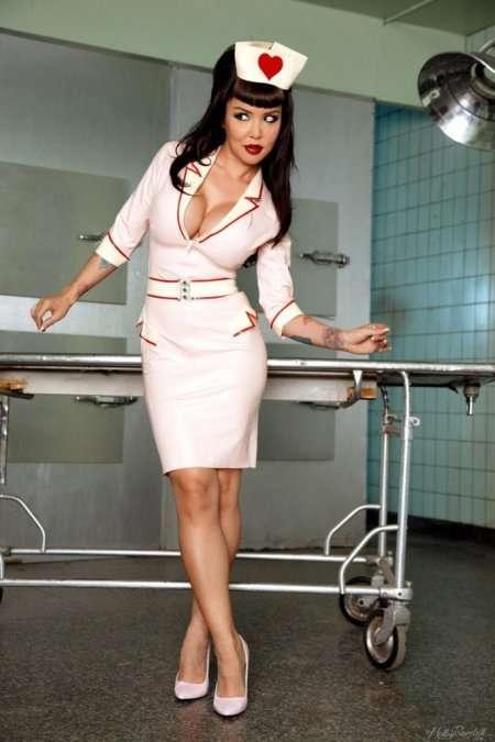 Сексуальная медсестричка