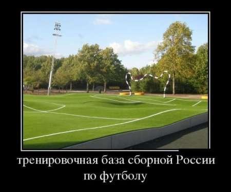 тренировочная база сборной россии