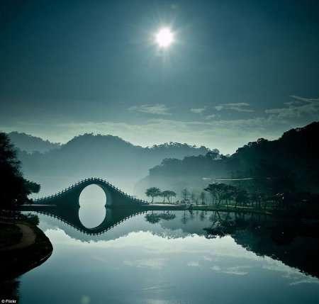 таинственные и красивые мосты