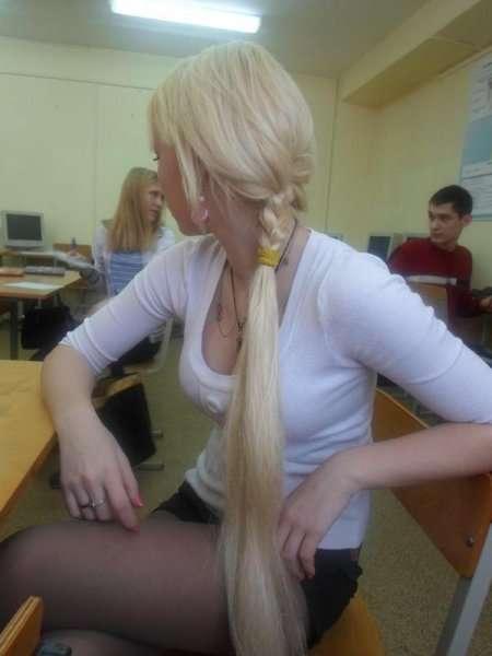 сексапильные школьницы