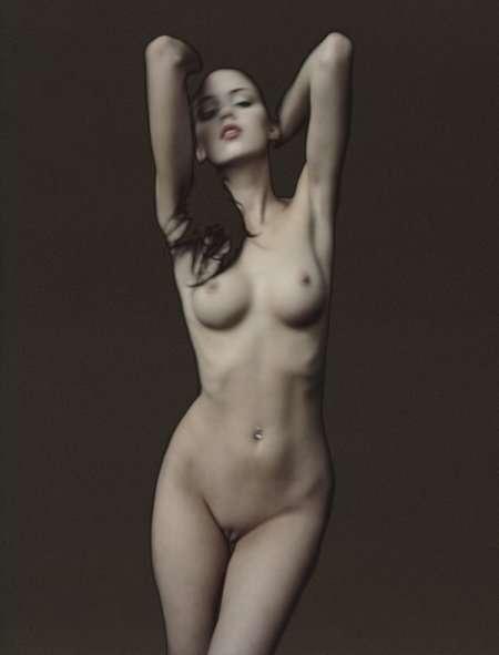Эстетичные фотографии ню от Карстена Витте