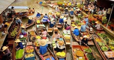 вьетнамские рынки