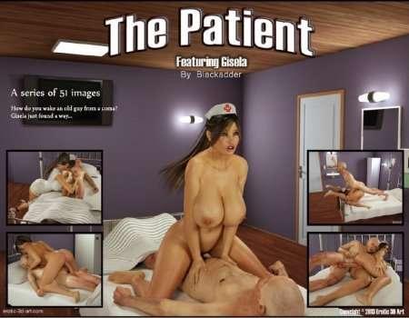 шаловливая медсестра