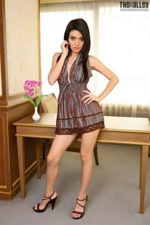 Christy Kee в эротической фотосессии
