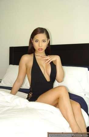 Сексуальная и обворожительная Christine Mendoza