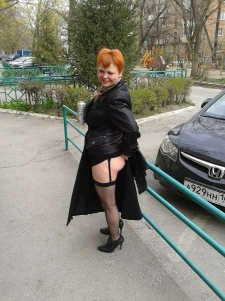 русская развратница