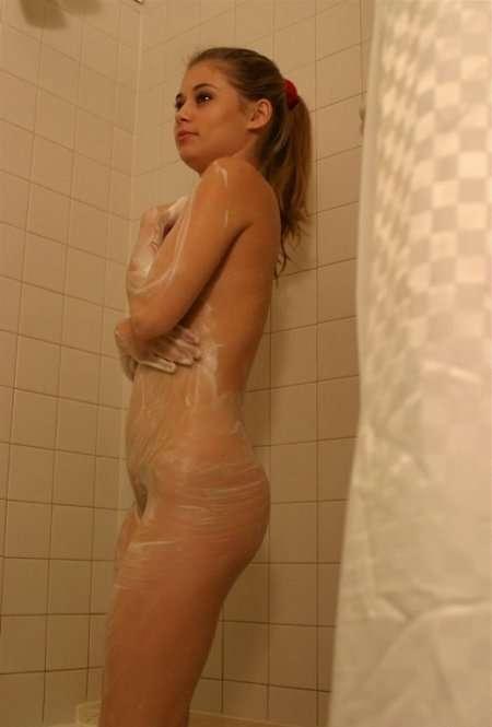 домашка в ванной