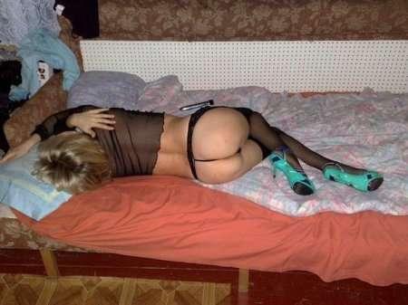 жена после секса