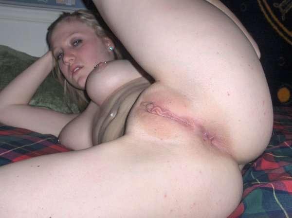 Бывшая подруга развлекается в постели
