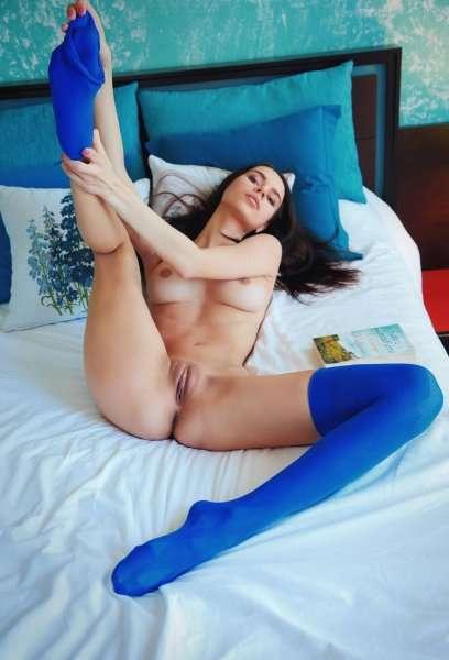 Inga в синих чулках