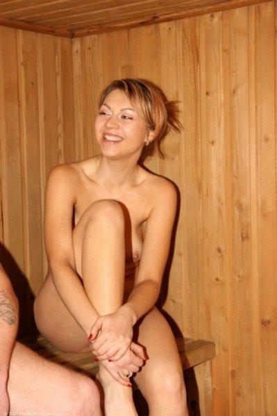 Частное фото голых девушек в бане