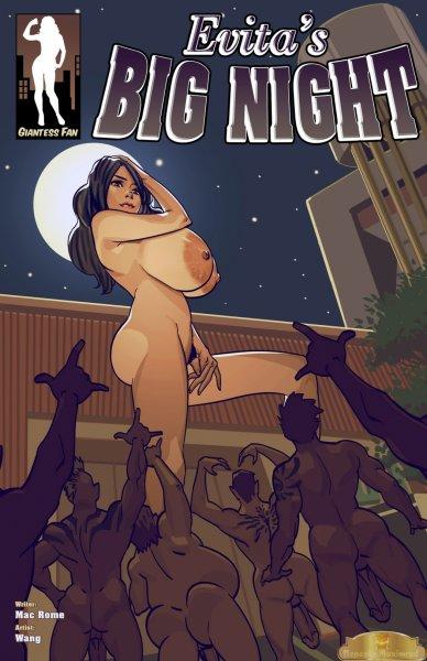 Большая ночь Эвиты