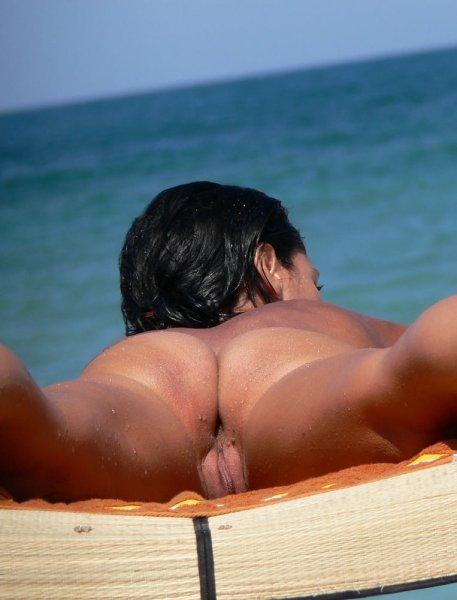 Подсмотренные фото с пляжей