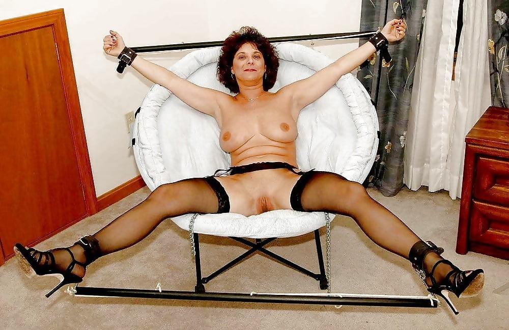 Women mature bondage