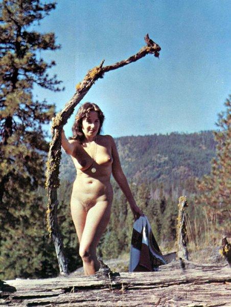 Любительские фото нудисток за 40