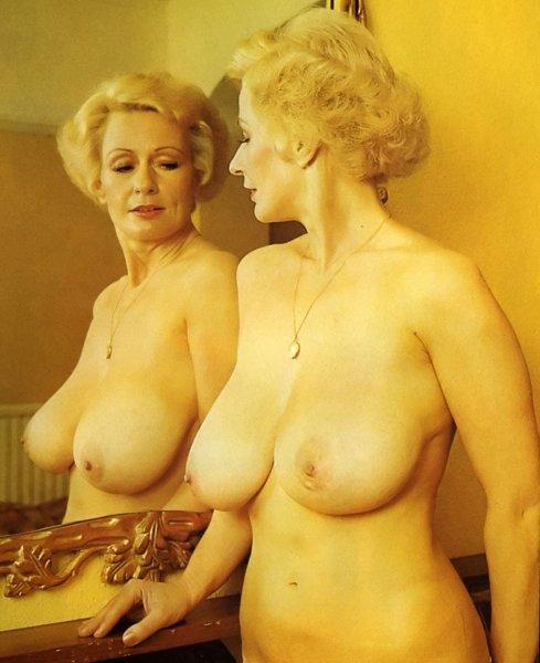 Винтажные зрелые женщины