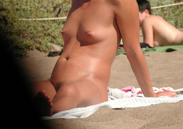 Asian Nudist Beach