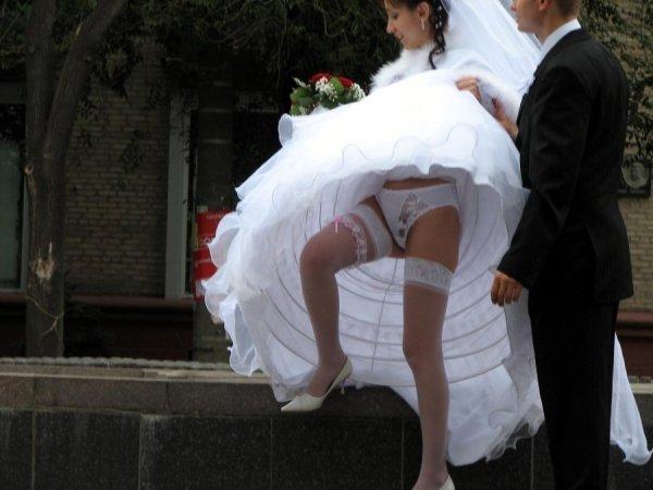 Интимные фото невест