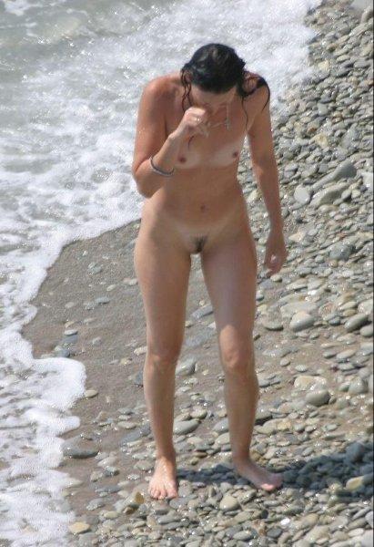 Сексуальные телочки на пляже