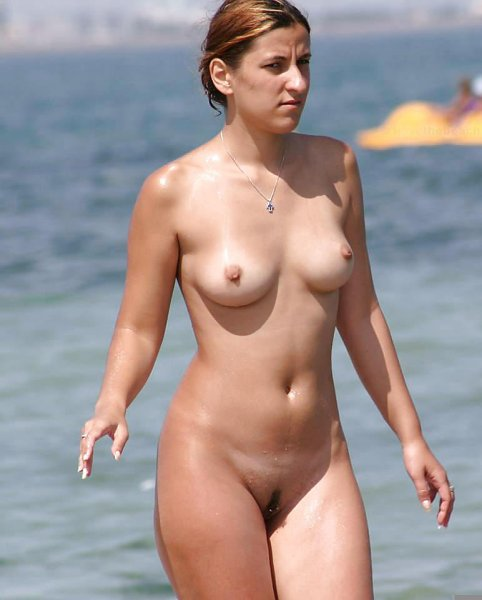 I Love Being Nude at the Nudist Beach