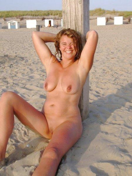 Откровенное ню с нудистских пляжей