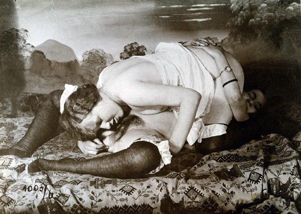 Винтажные лесбиянки 30-х годов
