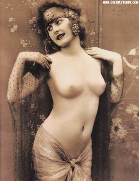 Vintage erotica 1900-1920