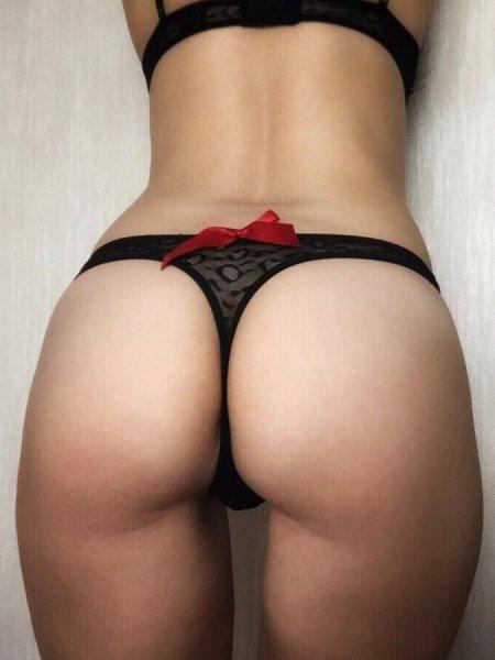 Сучка в эротичном костюмчике