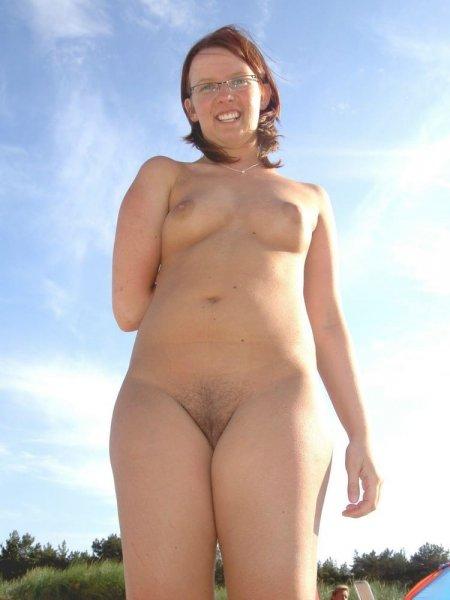 Nudist beach and cunt