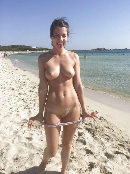Life's a Nudist Beach-2