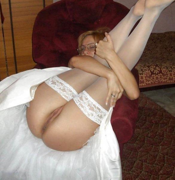 Фото голых невест