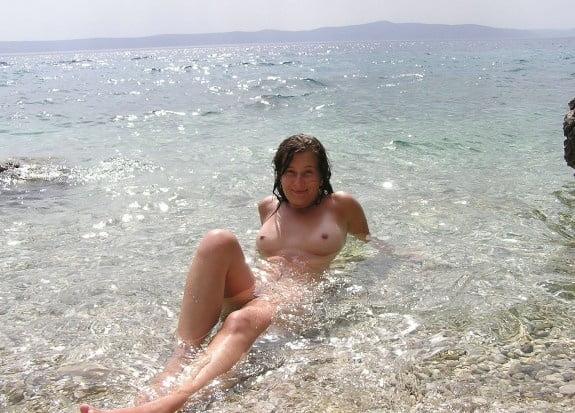 Красоточки с нудистских пляжей