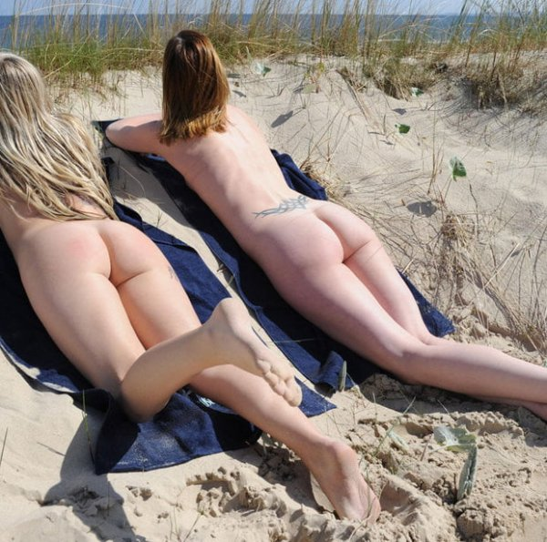 Life's a Nudist Beach