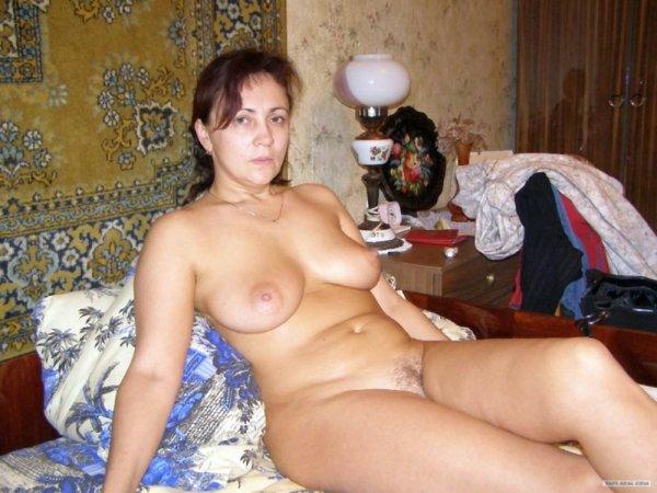Домашние фото бывших жен