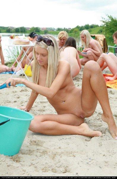 Сексуальные развлечения на пляже