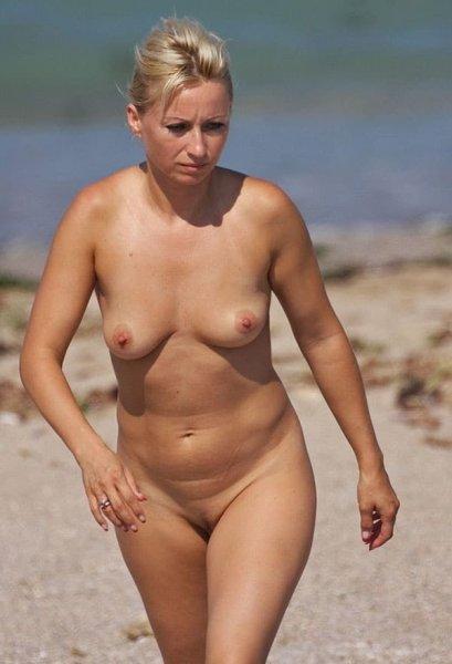 Девушки на нудистских пляжах