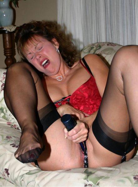 Оргазмы зрелых женщин